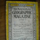 National Geographic November 1933 Vol. LXIV No. Five - New York Empire State