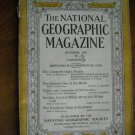 National Geographic October 1928 Vol. LIV No. Four - Conquest of the Pacific