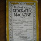 National Geographic June 1938 Vol. LXXIII No. Six- Netherlands / Canton Island / Baltic
