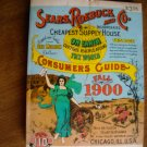 Sears, Roebuck and Co. Consumers Guide: Fall 1900 (Miniature Reproduction) (1970)