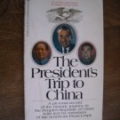 The President's Trip to China American Press Corps Richard Wilson / Richard Nixon (1972) (BB12)