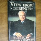 A View From the Bench Judge Joseph A. Wapner of the People's Court (1987) (BB6)