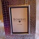 Bombay 4 x 6 Reptile Aluminum Frame 1999 NIB
