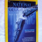 National Geographic Vol. 221, No. 4 April 2012 Titanic What Really Happened