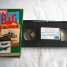 Sandbox Playtime Video Big Tanks - Jets, Jeeps & Helicopters VHS