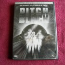 Pitch Black Vin Diesel Radha Mitchell Cole Hauser - Widescreen DVD Rated R (2000)