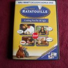 Disney Pixar Ratatouille Cooking Fun For All Ages Walmart Exclusive Bonus DVD