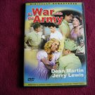 At War With the Army DVD Dean Martin / Jerry Lee Lewis - Black and White