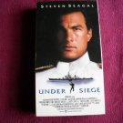Under Siege with Steven Seagal VHS (1992)