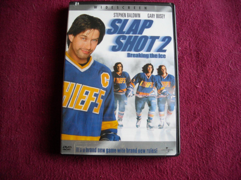 Slap Shot 2: Breaking the Ice DVD Stephen Baldwin / Jessica Steen / Gary Busey (2001) R