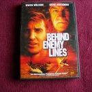 Behind Enemy Lines DVD Gene Hackman Owen Wilson