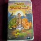 The Land Before Time II: The Great Valley Adventure (VHS) Animated Scott McAfee (1994)