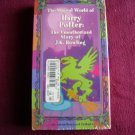 The Magical World of Harry Potter The unauthorized story of J.K. Rowling VHS (2000) NR