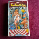 Pom Pom Girls Robert Carradine Jennifer Ashley VHS