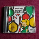 Holiday Voices of Children CD Christmas Music The Houston Children's Choir
