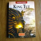 King Tut Secrets Revealed Ancient Civilizations 24 page booklet with DVD