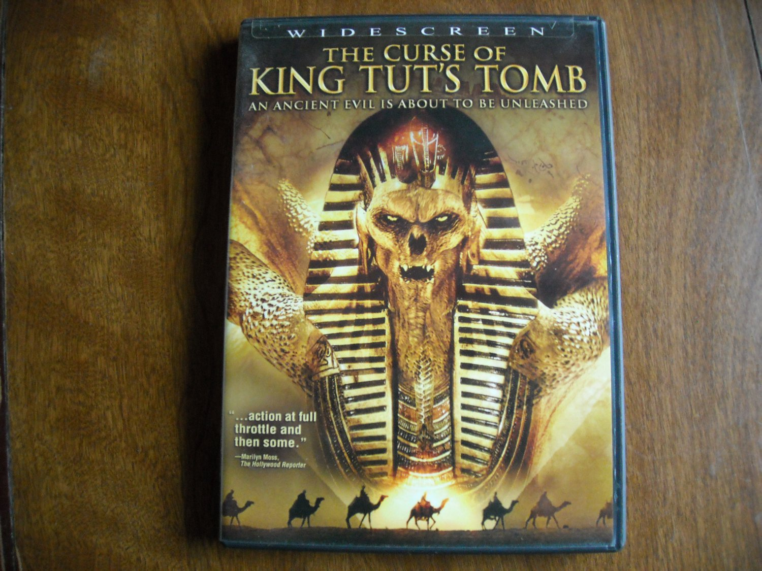 The Curse Of King Tut's Tomb (DVD, 2006) The Complete