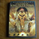 The Curse of King Tut's Tomb (DVD, 2006) The Complete Miniseries Widescreen NR