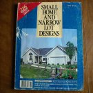 Small Home and Narrow Lot Designs 216 Designs Home Magazine (1988)