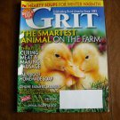 Grit Magazine The Smartest Animal on the Farm November / December 2011 Volume 129 Issue 6