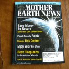 Mother Earth News Save Money Garden Seeds Tick Control 200th Issue October / November 2003