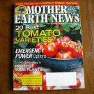 Mother Earth News 20 best Tomato Varieties February / March 2008 Issue 226