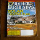 Mother Earth News Solar Heating Plan December 2007 / January 2008  Issue 225