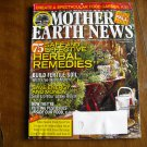 Mother Earth News 75 Safe and Effective Herbal Remedies October / November 2010  Issue 242 (G2)