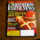 Mother Earth News Easy Homemade Bread December 2010 / January 2011 Issue 243