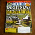 Mother Earth News Learn to be Self Sufficient February / March 2012 Issue 250
