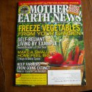 Mother Earth News Freeze Vegetables From Your Garden August / September 2013 Issue 259