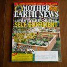 Mother Earth News Lifestyles of the Self Sufficient August / September 2014 Issue 265