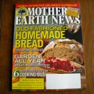 Mother Earth News Old Fashioned Homemade Bread December 2013 / January 2014 Issue 261