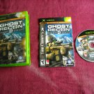Tom Clancy's Ghost Recon 2: Summit Strike (Microsoft Xbox, 2005) Rated T