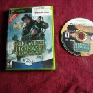 Medal of Honor: Frontline (Microsoft Xbox, 2002) Rated T
