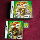 Madagascar: Escape 2 Africa (Nintendo DS, 2008) Rated E