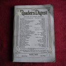 Reader's Digest Magazine May 1935