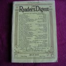 Reader's Digest Magazine July 1937