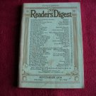 Reader's Digest Magazine September 1938