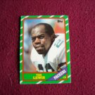 Tim Lewis Card No. 223 Packers CB - 1986 Topps Football Card