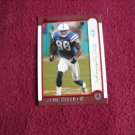 Marvin Harrison Indianapolis Colts WR Card No. 83 - Bowman Topps 1999 Football Card
