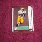 Derrick Mayes Green Bay Packers WR Card No. 25 - Bowman Topps 1999 Football Card