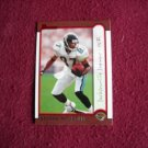 Keenan McCardell Jacksonville Jaguars WR Card No. 53 - Bowman Topps 1999 Football Card