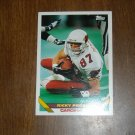 Ricky Proehl Cardinals WR Card No. 610 - Topps 1993 Football Card