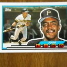 Jose Lind - Jose Lind Salgado Second Base Card No. 25 - 1989 Topps Baseball Card
