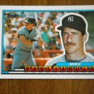 Mike Pagliarulo - Michael Timothy Pagliarulo Third Base Card No. 28 - 1989 Topps Baseball Card