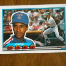Cecil Espy - Cecil Edward Espy Outfield Card No. 36 - 1989 Topps Baseball Card