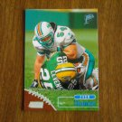 Zach Thomas Linebacker Dolphins Card No. 27 - 1998 Topps Stadium Club Football Card
