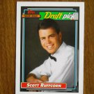 Scott Ruffcorn Major League Draft Pick White Sox P Card No. 36 - Topps 1992 Baseball Card