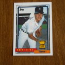 Mark Leiter Tigers P All Star Rookie Card No. 537 - Topps 1992 Baseball Card